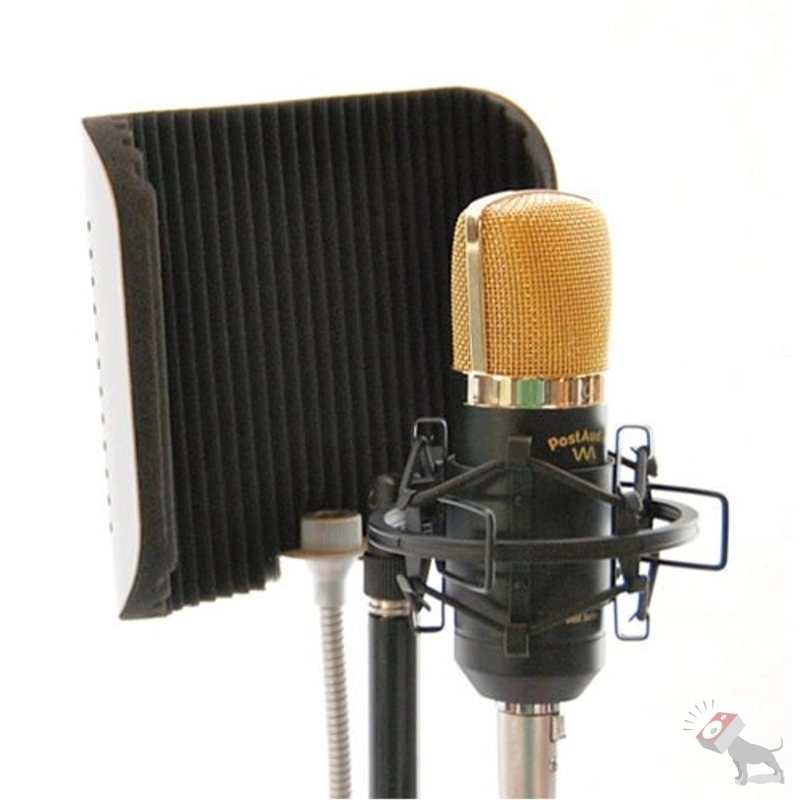 Post Audio ARF-42 Swiss Army Small Ambient Room Microphone Mic Filter