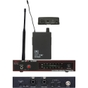 Galaxy Audio AS-900 Any Spot Wireless In-Ear Monitor System; Band N8 (531.15 MHz)