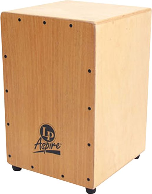 LP Aspire Latin Percussion Cajon LPA1331