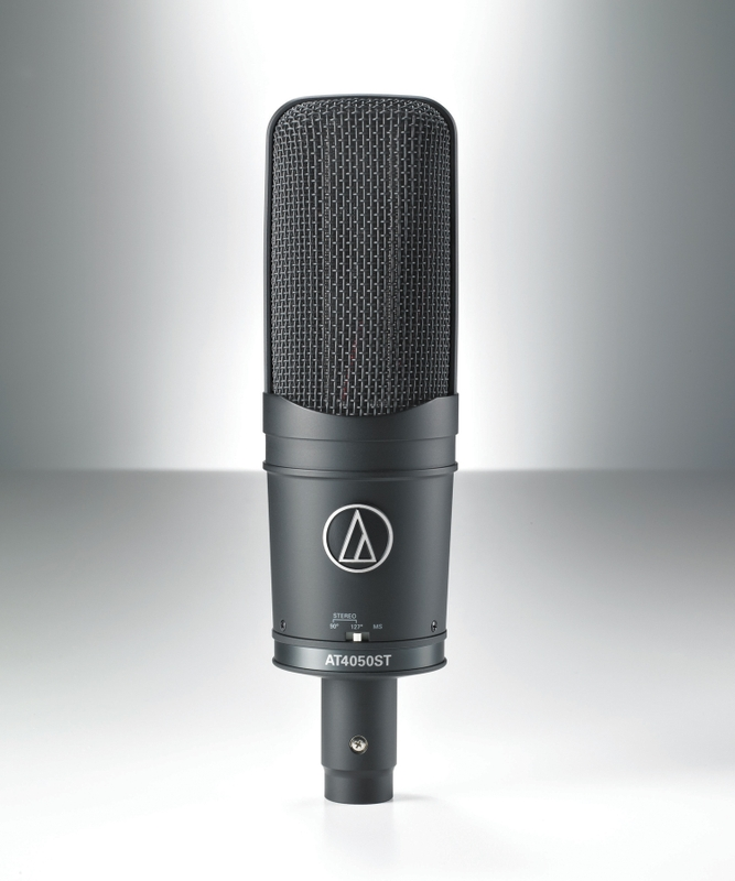 Audio-Technica AT4050ST Stereo Condenser Microphone AT4050 ST 4050 ST Mic