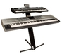 Ultimate Support Apex Series AX-48 Pro Column Keyboard Stand (Black) *B-Stock*