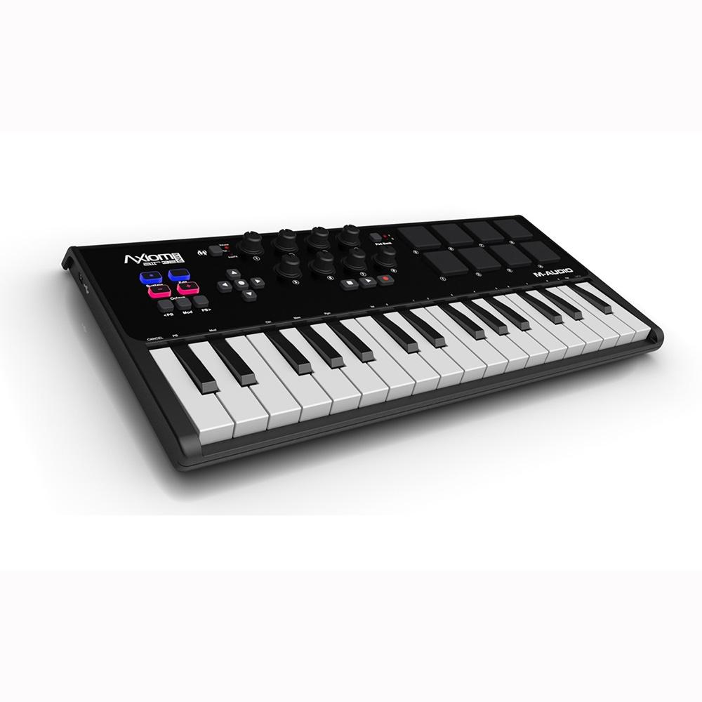 M Audio Axiom Midi Controller : pitbull audio m audio axiom air mini 32 usb midi keyboard drum pad controller ~ Vivirlamusica.com Haus und Dekorationen