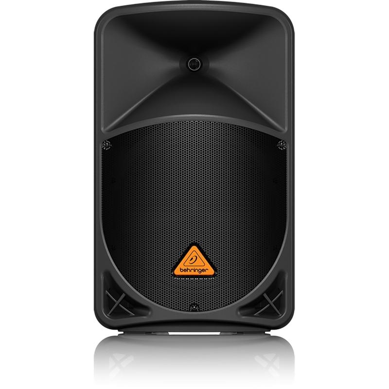 Behringer Eurolive B112D 1000 Watt 2-Channel Mixer Lightweight PA Speaker