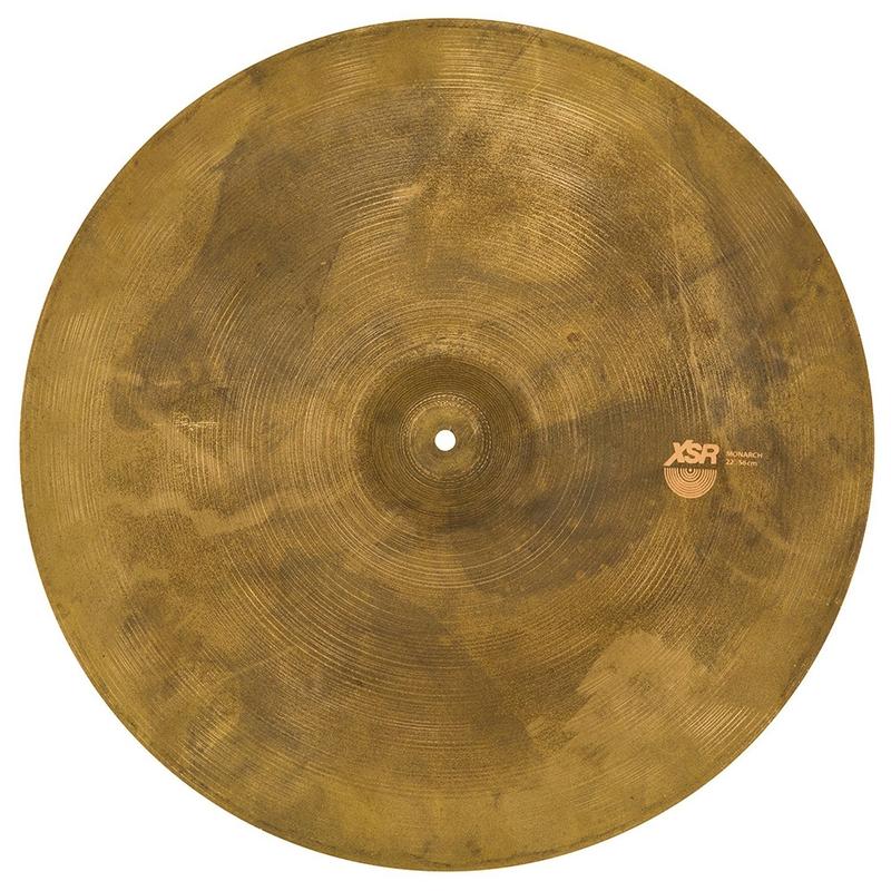"""Sabian XSR2280M XSR Series Monarch Ride Cymbal 22"""""""