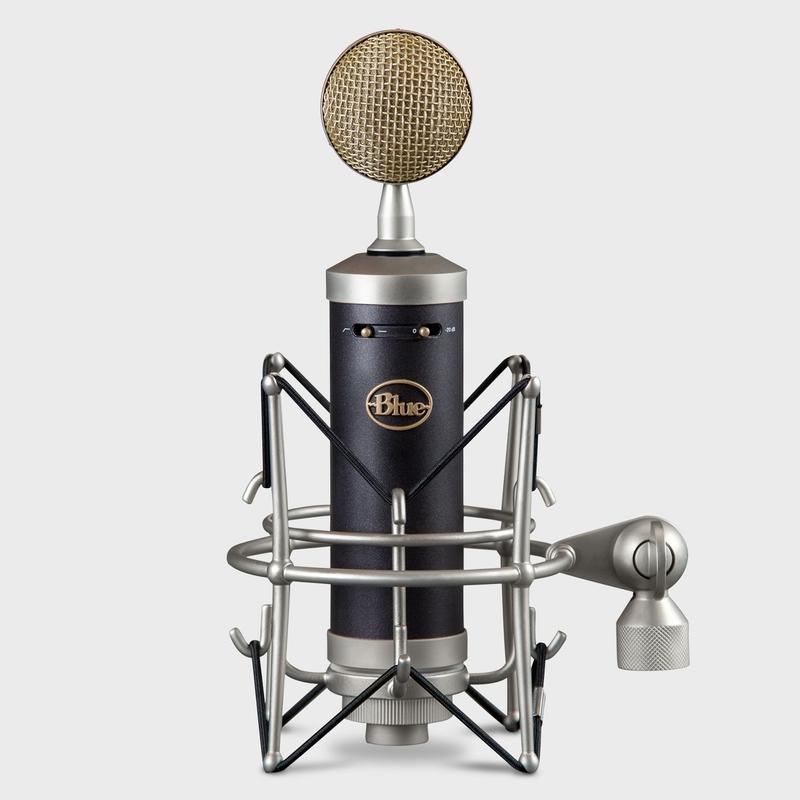 Blue Microphones Baby Bottle SL Large-Diaphragm Condenser Microphone