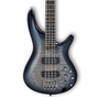 Ibanez SR400EQM FBB SR 4-String Electric Bass, Quilted Maple Top - Faded Blue Burst