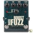 Tech 21 Bass Boost Fuzz Guitar Effects Pedal (Metallic Series)