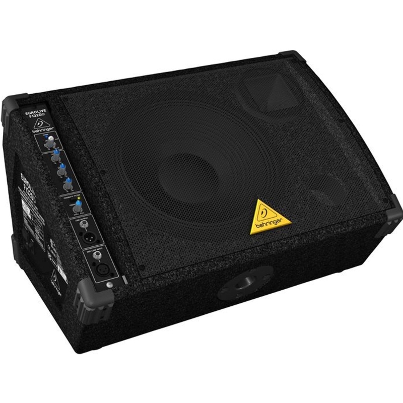 "Behringer Eurolive F1320D 12"" Active Powered 2-Way 300W DJ Monitor Speaker"