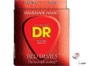 DR Strings RDE-9-46 Light and Heavy Red Devils Electric Guitar Strings (9-46)
