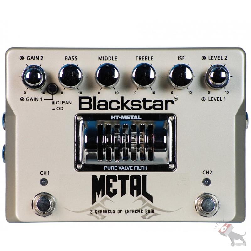 Blackstar HT Metal Guitar Effects Pedal