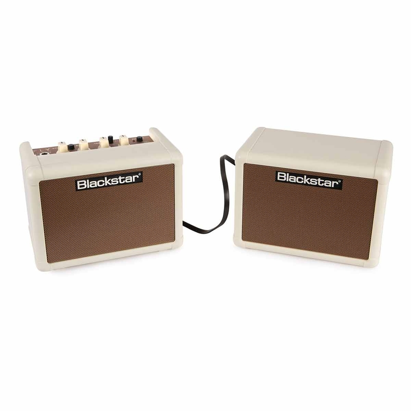 Blackstar FLY 3 Acoustic Mini Amp Stereo Pack with 3'' Extension Cabinet