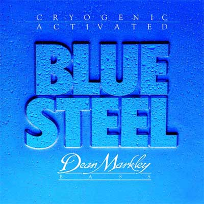 Dean Markley 2674 Blue Steel Bass Guitar String Gauge .045-.105 ML-4