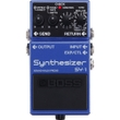 Boss SY-1 Synthesizer Guitar Effects Stompbox Pedal