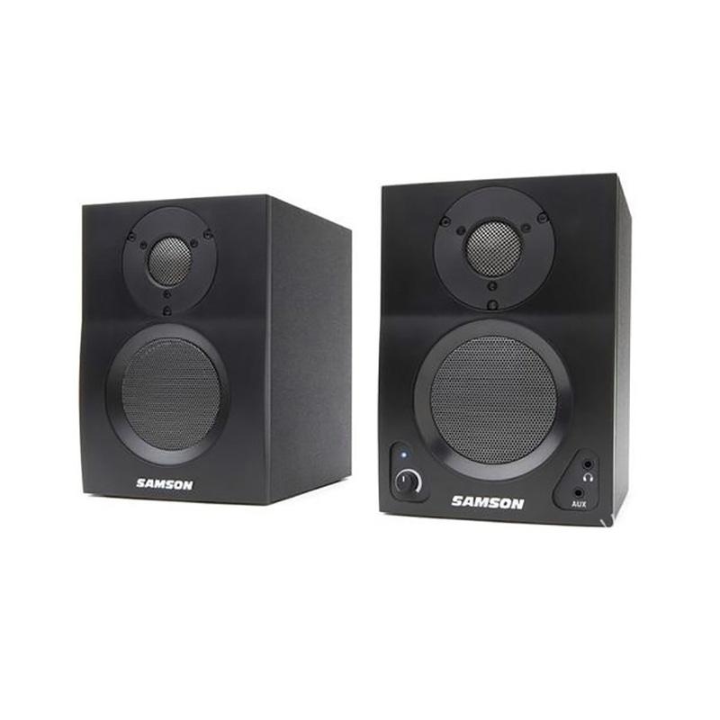 Samson Media One BT3 Active Studio Monitors with Bluetooth