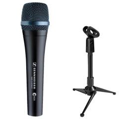 Sennheiser e935 Dynamic Microphone with Mini Tripod Stand