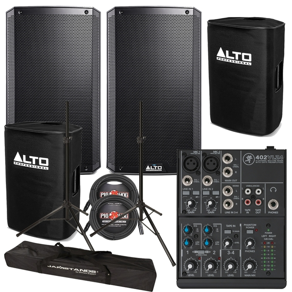 Alto Truesonic 2 TS212W 1100-Watt 12