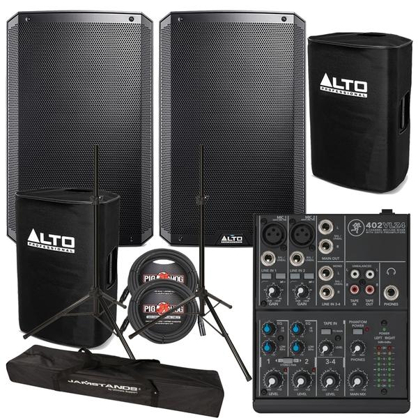 Alto Truesonic 2 TS215W 1100-Watt 15