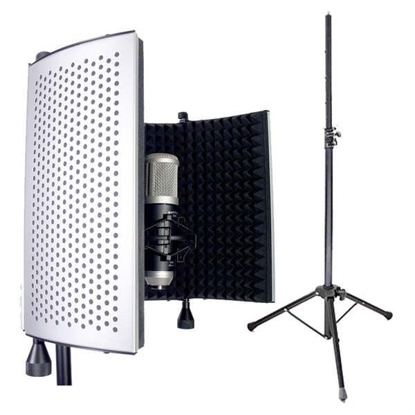 Post Audio ARF-05 Reflection Filter & ARF Microphone Stand