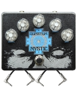 Black Arts Toneworks Quantum Mystic Overdrive Guitar Effects Pedal and Patch Cables