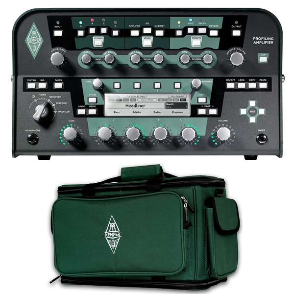 Kemper Profiler Power Head with Protection Bag