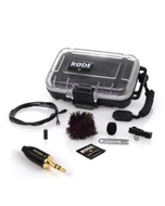 Rode Lavalier Lapel Omnidirectional Microphone with Micon-2 Adaptor for 3.5mm