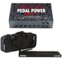 "Pedaltrain Metro 24 24""x8"" Pedalboard with Soft Case and Voodoo Lab Pedal Power 2 Plus Power Supply"