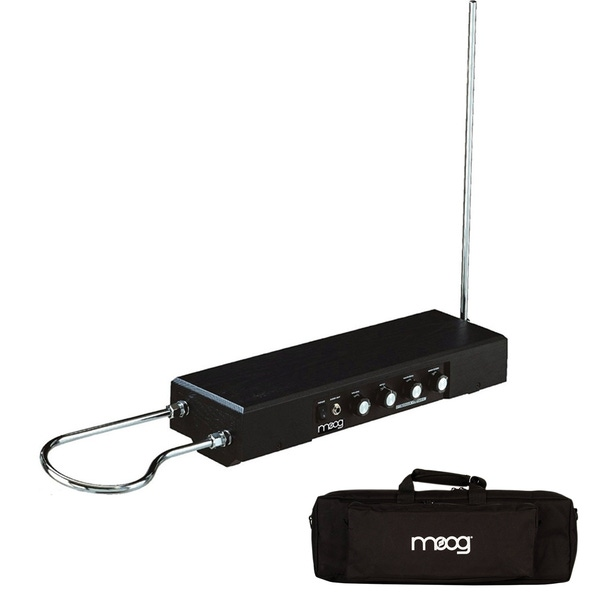 Moog Etherwave Theremin Standard (Black) with Free Gig Bag
