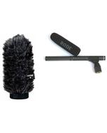 RØDE NTG-2 Shotgun Microphone & RØDE WS6 Deluxe Wind Shield