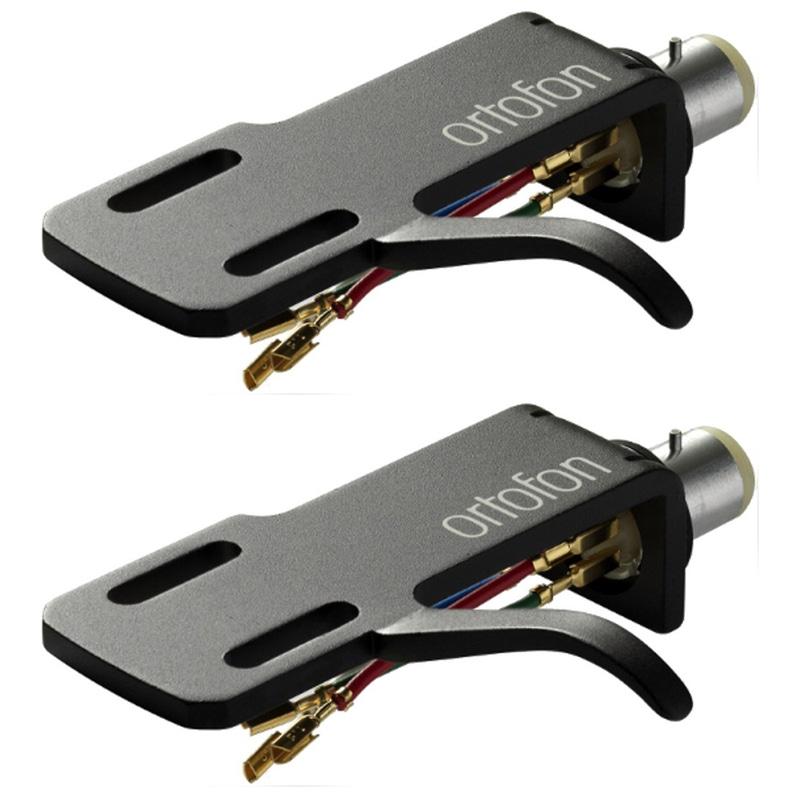 2-Pack of Ortofon SH-4 Black Headshell