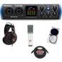 PreSonus Studio 24C - 24 Bit 192 kHz, Audio/MIDI Interface + MXL V67P Mic Recording Bundle