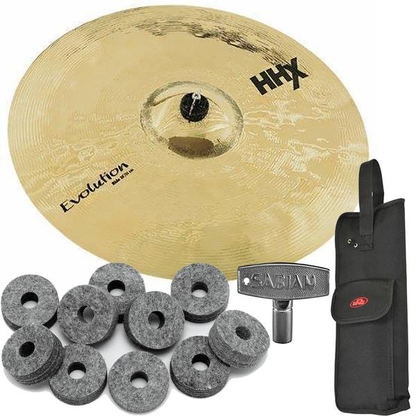 Sabian 12012XEB HHX Series Evolution Ride Cymbal 20