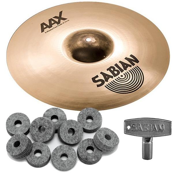 Sabian 21885XB AAX Series X-Plosion Fast Crash Cymbal 18