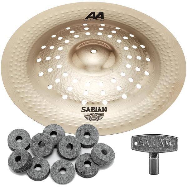 Sabian 21916CS AA Series Holy China Cymbal 19