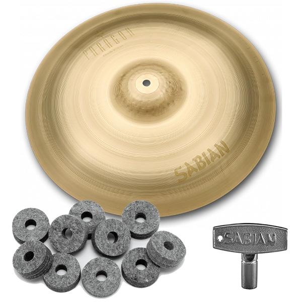 Sabian NP1608N Neil Peart Paragon Crash Cymbal 16