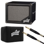Aguilar SL 112 Extension Cabinet for Bass Amplifiers with 25ft Mogami Instrument Cable & Cover