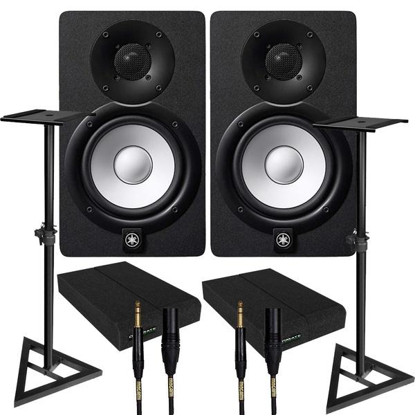 Pitbull Audio Yamaha Hs5 5 Quot Powered Studio Monitor