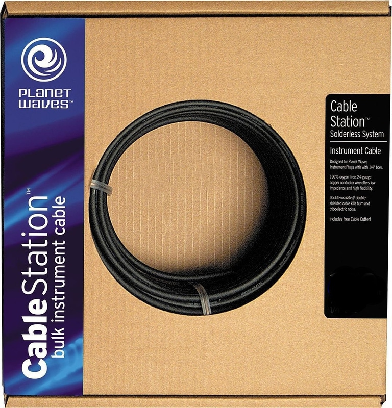 Planet Waves Cable Station 50' Bulk Instrument Cable