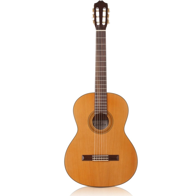 Cordoba C3M Solid Cedar Top Mahogany Back and Sides Nylon-String Classical Guitar