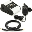 Line 6 Variax Cabled Power Kit for Variax and JTV Guitars with XPS A/B Box, 15' Planet Waves TRS Cable, and PX-2g 9V AC Power Adapter
