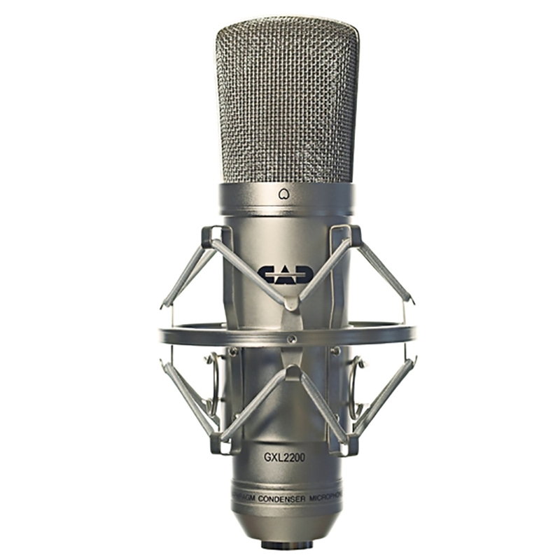 CAD Audio GXL2200 Large Diaphragm Cardioid Condenser Microphone