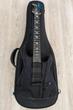 Caparison Dellinger 7 FX-AM 7-String Guitar, Dark Black Matt, Ebony, Ash Top