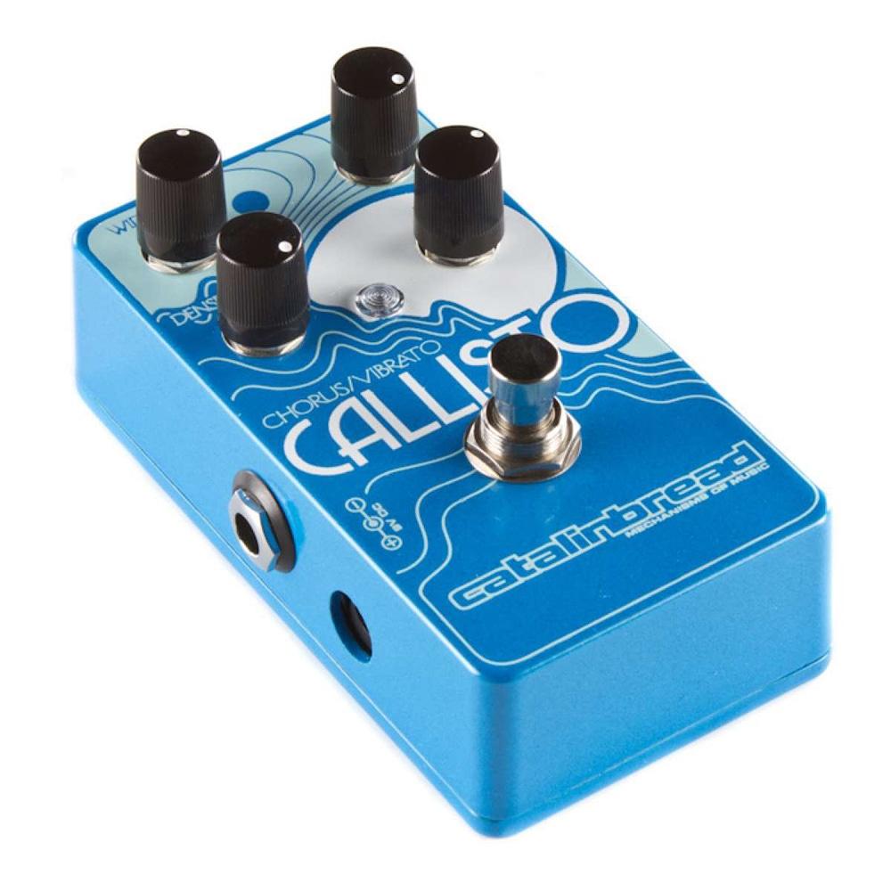 pitbull audio catalinbread callisto chorus vibrato guitar effects pedal. Black Bedroom Furniture Sets. Home Design Ideas