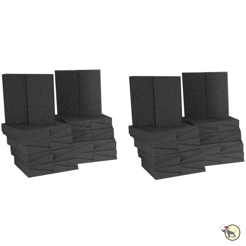 Auralex D36 CHA/CHA Roominator Padding Kit Charcoal/Charcoal