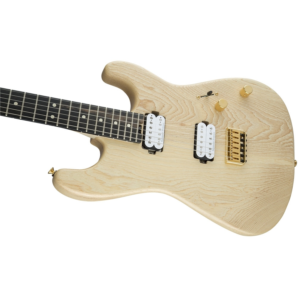 pitbull audio charvel pro mod san dimas style 1 hh ht e ash electric guitar aged ebony. Black Bedroom Furniture Sets. Home Design Ideas