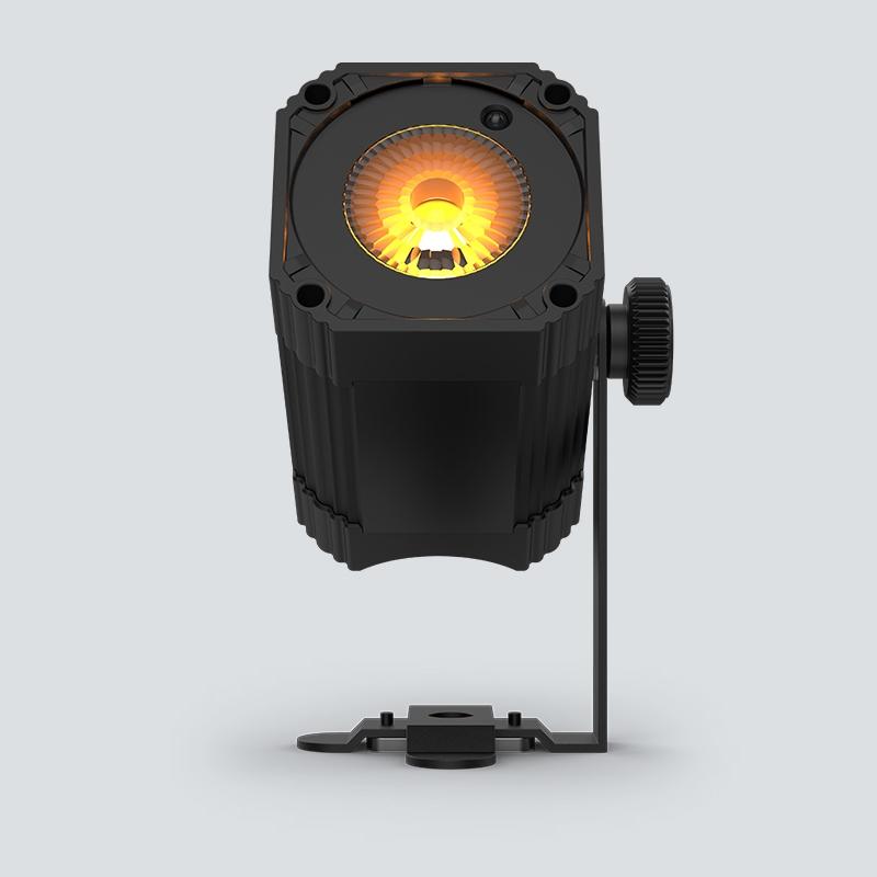 Chauvet DJ EZLink Par Q1BT Compact Battery-Powered Quad-Color (RGBA) Wash Light