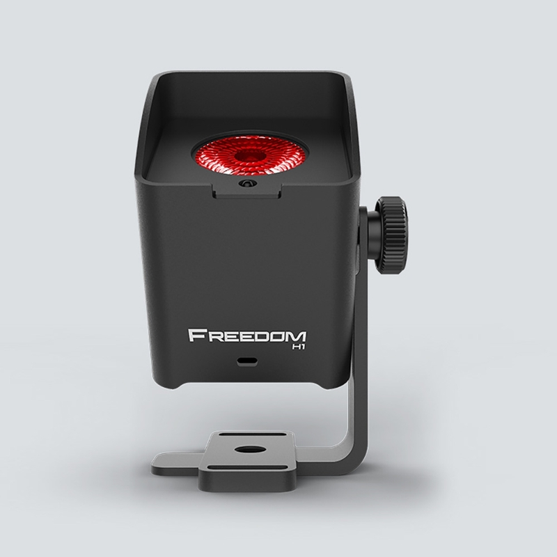 Chauvet DJ Freedom H1 X4 Battery-Operated LED Wash Lighting System