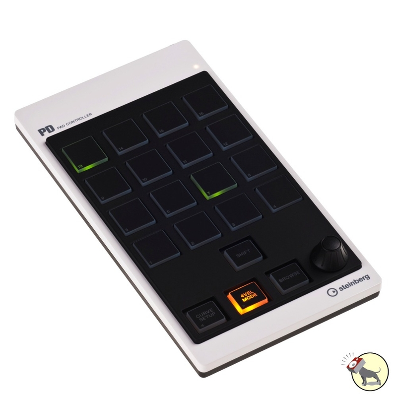 Steinberg CMC-PD USB-Powered MIDI Pad Controller