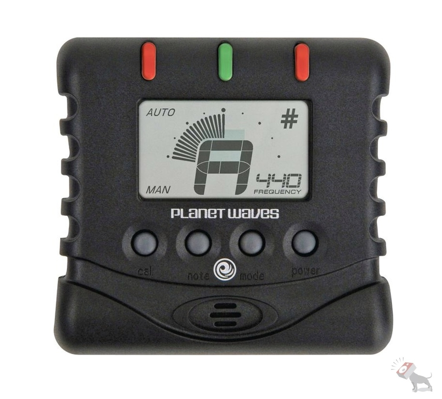 Planet Waves PW CT-09 Universal II Chromatic Tuner for All Instruments CT09
