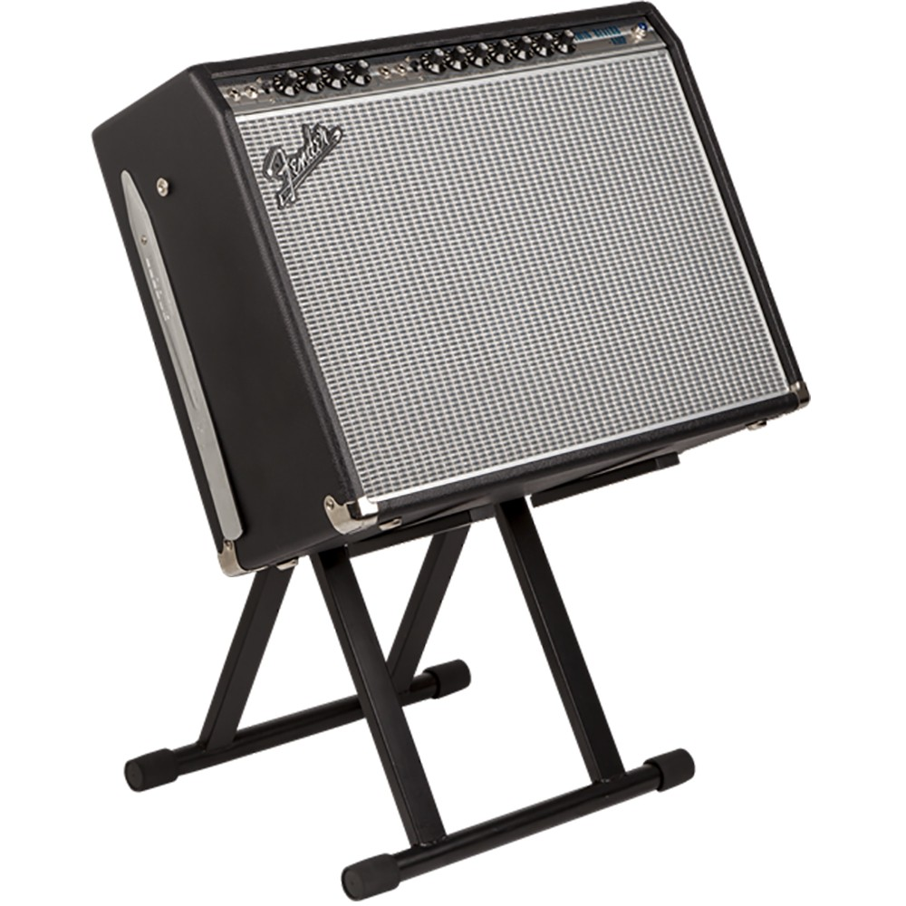 Fender Fas70bk Guitar Amplifier Stand Large 099 1832 003