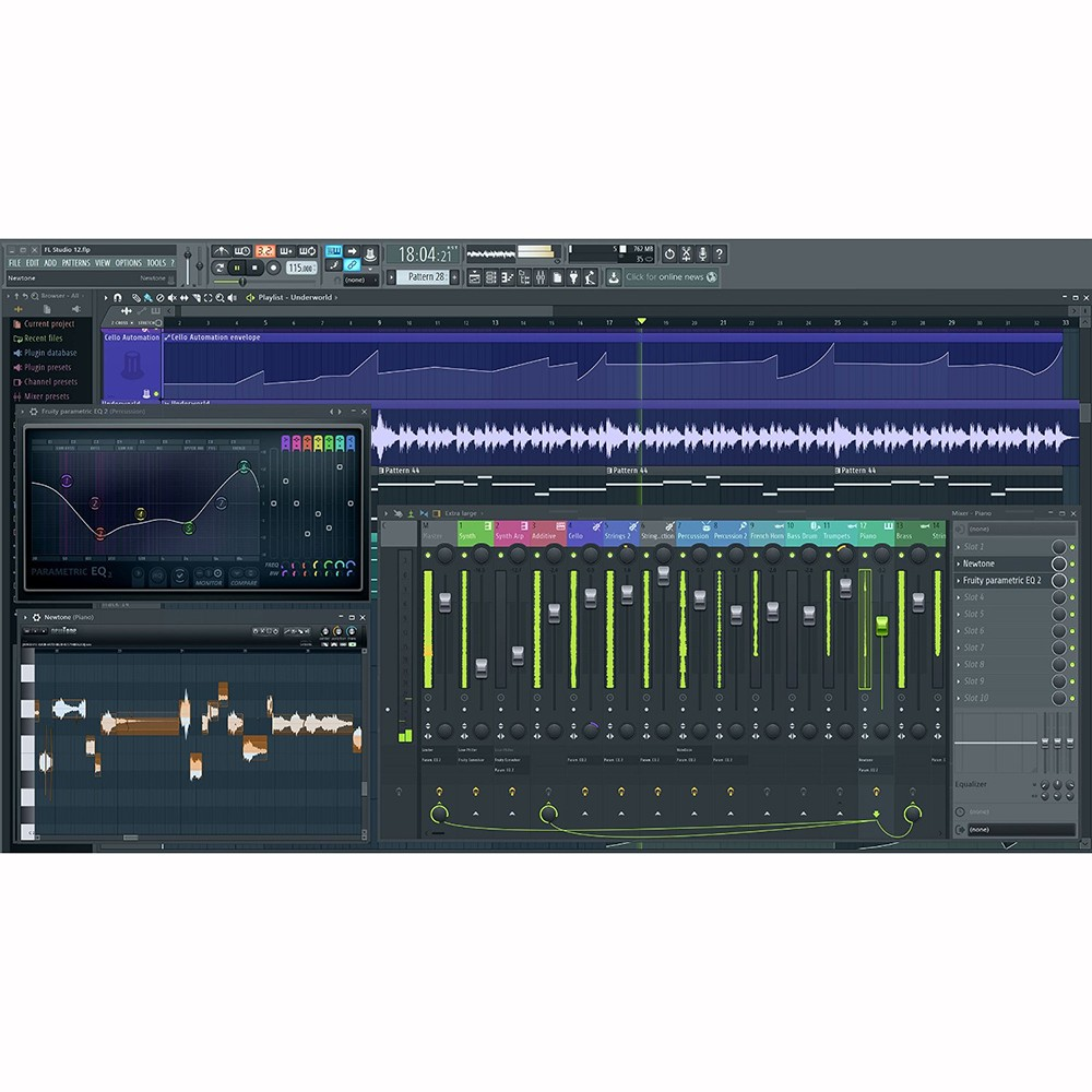 Image line fruity loops studio edition 11 2 0 avain4us